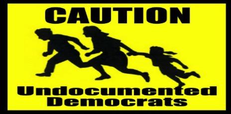 Caution Undocumented Democrats